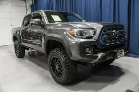 Used Lifted 2017 Toyota Tacoma TRD Off Road 4x4 Truck For Sale - 45987 2019 Toyota Tundra Trd 4runner Tacoma Pro Just Got Meaner New 2018 Sport Double Cab 5 Bed V6 4x4 At Off Road Gets Tough With Offroad Trucks Autotraderca 6 Tripping The 2017 Trd Pro Archives Page 2 Of 9 The Fast Lane Truck Carson Pickup Truck Scion War Review Youtube Pro