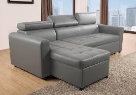 canapé simili cuir gris canapé angle convertible simili cuir intérieur déco