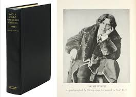 Oscar Wilde Discovers America 1882 First Edition