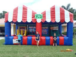 Inflatable Carnival Games Booth | South Florida Bounce 25 Tutorials For A Diy Carnival The New Home Ec Games 231 Best Summer Images On Pinterest Look At The Hours Of Fun Your Box Could Provide With Game Top Theme Party Games For Your Kids Backyard Lollipop Tree Game Put Dot Sticks Some Manjus Eating Delights Carnival Themed Birthday Manav Turns 4 240 Ideas Dunk Tank Fun Summer Acvities Outdoor Parties And Best Scoo Doo Images Photo With How To Throw Martha Stewart Wedding Photography By Vince Carla Circus