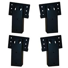 Dap Floor Leveler Home Depot by Elevators 4 In X 4 In Double Angle Brackets 4 Set E188 The
