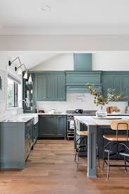 Kitchen Color Ideas With Cherry Cabinets Kitchen Cabinet Paint Colors For 2020 Stylish Kitchen