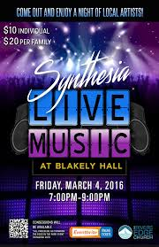 Concert Synthesia Live Music Event