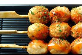 cuisine japonaise recette facile recette de brochettes de poulet japonaises grillées facile et rapide