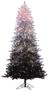 Sterling 7 1 2 Ft Pre Lit Ombre Spruce Artificial Christmas Tree