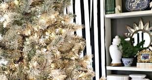 Hobby Lobby Pre Lit Christmas Trees Instructions by Diy Flocked Christmas Tree Tutorial Dimples And Tangles