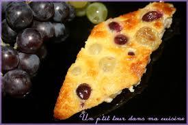dessert aux raisins frais p clafoutis au raisin frais un p tour dans ma cuisine