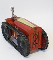 Marx Climbing Tractor Caterpillar Tracks 1/2
