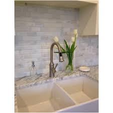 bathroom ideas white beveled subway tile backsplash with gray