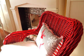 Red Wicker A Cultivated Nest