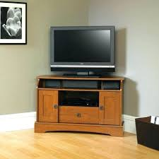 Diy Corner Tv Stand Living Room Cabinet With Mount Unit Tall Media Pertaining To