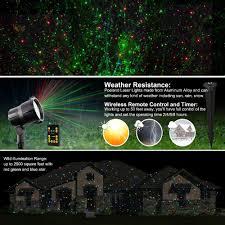 Firefly Laser Lamp Uk by Amazon Com Poeland Garden Laser Lights Moving Firefly Holiday