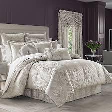 j queen new york le blanc comforter set bed bath beyond