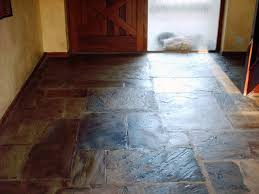 Sandstone Floor In Leyland After
