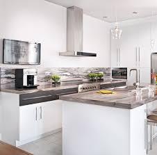 armoire de cuisine stratifié planchers armoires dosserets découvrez les nouvelles tendances