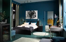 chambre style une chambre de style boutique hôtel ikea