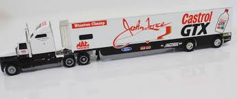 100 Mac Tool Truck Used Action Collectables Castrol GTX John Force 1779 Hauler MAC