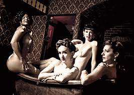 Bathtub Gin Nyc Burlesque by Wasabassco At Bathtub Gin Upout
