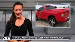 ATC Truck Covers TruckTips - Featuring The Wrap Lid - YouTube