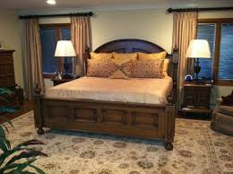 creative king size bed headboard ideas for great comforts ruchi