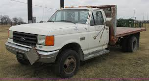 1988 Ford F450 Super Duty Flatbed Truck   Item K2026   SOLD!... Used Freightliner Classic Truck Sales Toronto Ontario 1950 Chevrolet Coe Flatbed Kustoms By Kent Trucks For Sale Uk 1990 Intertional 4900 Flatbed Truck Item D2442 Sold J For Sale 2007 Dodge Ram Drw Flatbed Work Truck Diesel 87k Miles Stk Used Intertional 4300 In New Jersey Isuzu 1193 1951 Ford F3 1954 Chevy The Hamb China Wheeler Cargo For Photos Pictures Pickup In Ohio Precious Ford 8000
