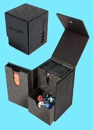magic edh deck box mtg deck box ebay