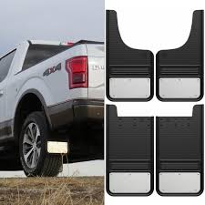 Buy Gatorback 2015-2017 Ford F-150 Front & Rear Mud Flaps Set ... Front Rear Molded Splash Guards Mud Flaps For Ford F150 2015 2017 Husky Liners Kiback Lifted Trucks 2000 Excursion Lost Photo Image Gallery 72019 F350 Gatorback Flap Set Vehicle Accsories Motune Rally Armor Blue Focus St Rs Rockstar Hitch Mounted Best Fit Truck Buy 042014 Flare Rear 21x24 Ford Logo Dually New Free Shipping 52017 Flares 4 Piece Guard For Ranger T6 Px Mk1 Mk2 2011 Duraflap Fits 4door 4wd Ute