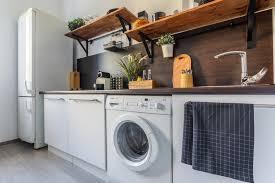 waschmaschine in der küche diese möglichkeiten gibt es
