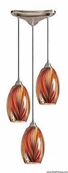 blown glass pendant lights sl interior design