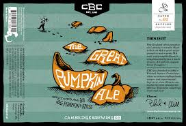 Imperial Pumpkin Ale Elysian by 10 Spooky Pumpkin Beer Labels