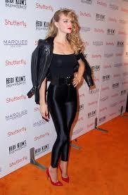 Heidi Klum Halloween 2014 by Lindsay Ellingson In Tight Pants Heidi Klum S Halloween Party In