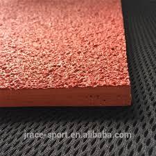 Chinese Supplier Sport Ground PU Floor Coating Rubber Flooring