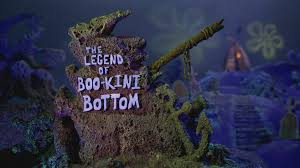 Spongebob Squarepants Halloween Dvd Episodes by The Legend Of Boo Kini Bottom Encyclopedia Spongebobia Fandom