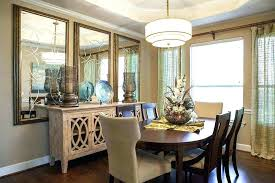 Dining Area Wall Decor Large Room Lovely Nice Ideas