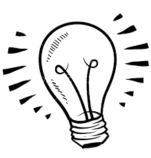 Light Bulb Fluorescent Coloring Pages PagesFull Size Image