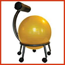 chaise ballon chaise de bureau ballon luxury coup de cå ur un ballon sauteur en