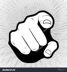Uncle Sam Pointing Finger Clipart