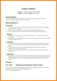 Example Skills Resume Skill Based Cv 1