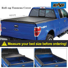 100 F150 Truck Cover 65 Bed Rollup Tonneau Fit For 0414 Ford 841630130961