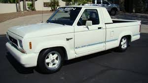 100 Ford Saleen Truck 1988 Ranger That Got Away S