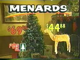 Menards Christmas Enchanted Forest Commercial
