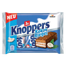 Backen De Auf Instagram Votezumsonntag Knoppers Riegel Torte