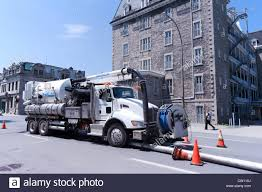Sewer Truck Stock Photos & Sewer Truck Stock Images - Alamy