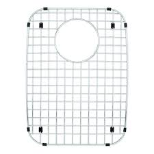Stainless Steel Sink Grid 24 X 12 by Blanco Stainless Steel Sink Grid For Supreme Kitchen Sinks 220993