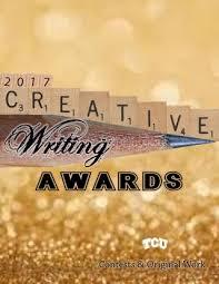 TCU Creative Writing Awards 2017 By