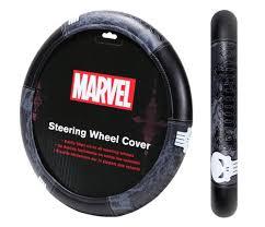 100 Truck And Van Accessories Amazoncom Infinity Stock Marvel Punisher Steering Wheel Cover