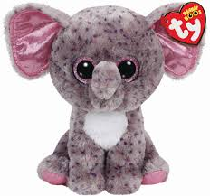 7ft Pencil Christmas Tree Michaels by Shop For The Ty Beanie Boo U0027s Gray Specks Elephant Medium At Michaels