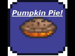 Terraria Magical Pumpkin Seed by Terraria Pumpkin Pie 3 Youtube