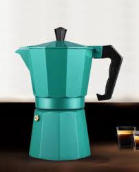 Italy Style Aluminium Coffee Pot Drip Maker