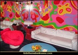 Modern House Plans Groovy Funky Retro Bedroom Pictures
